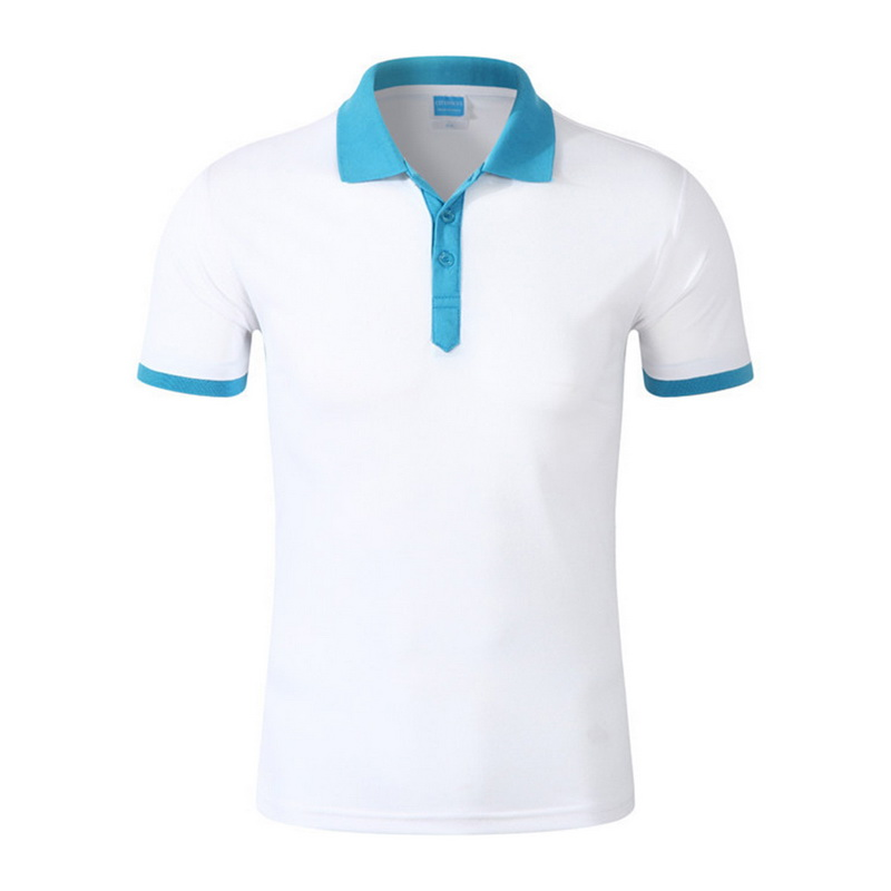 Litthing 2019 Men's   Polo   Shirt High Quality Cotton Short Sleeve shirt Brands jerseys Summer Mens Contrast Color   polo   Shirts