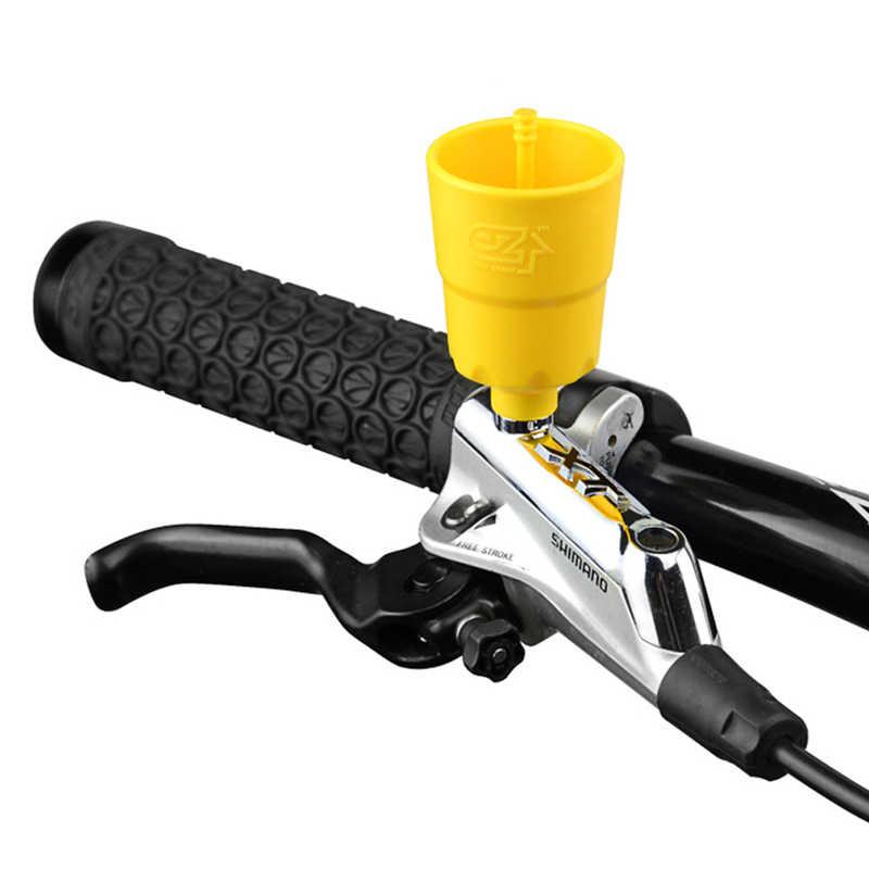 Велосипедный Гидравлический дисковый тормоз, минеральное масло, комплект, маслостопорная воронка, пружинная Воронка для SHIMANO, MTB велосипед, тормоза, ремонтные инструменты, запчасти