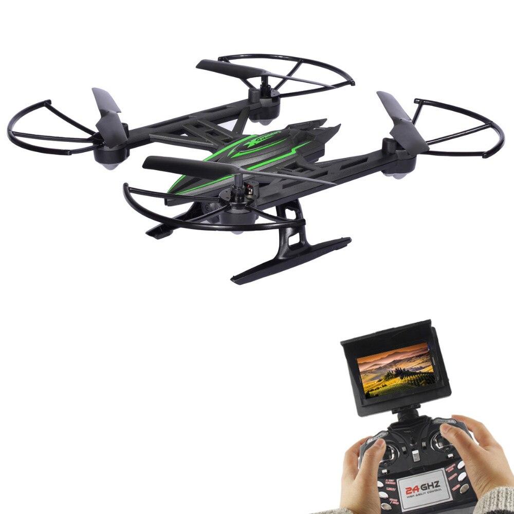 JXD 510G JXD510G RC Hélicoptères Quadcopter Drone 5.8G FPV Avec 2.0MP HD Caméra Automatique Air Pression Haute Headless Mode