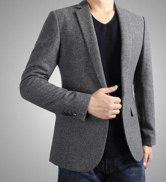 mens grey wool coat page 5 - hugoboss