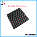 P10 dip outdoor waterproof RGB full color video led screen display modules