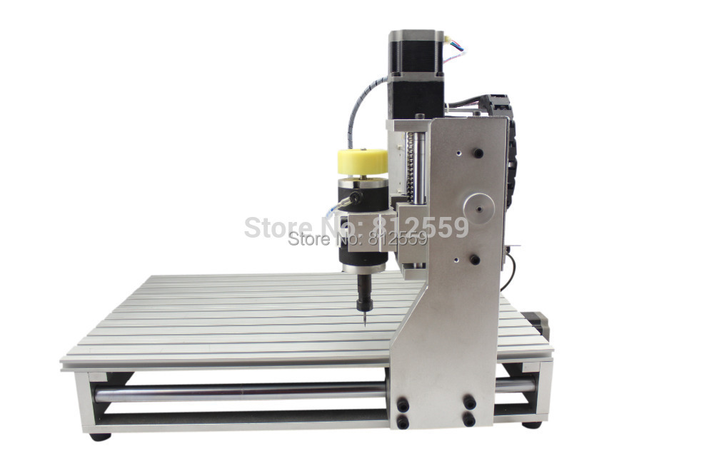 CNC ROUTER ENGRAVER ENGRAVING 3040 DESKTOP 3 Axis DRILLING MILLING MACHINE cnc 5axis a aixs rotary axis t chuck type for cnc router cnc milling machine best quality
