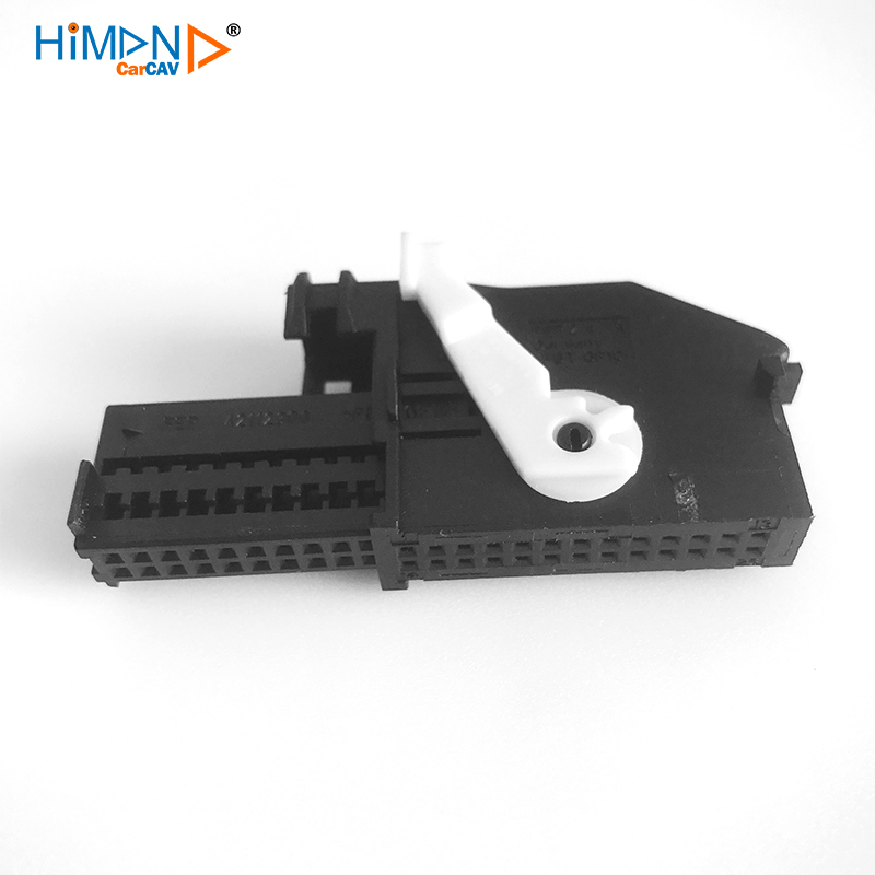 US $15 0  Himan carcav FOR BMW CIC COMBOX media retrofit plug adapter  connector socket Volkswagen audi plug-in Car PC from Automobiles &  Motorcycles