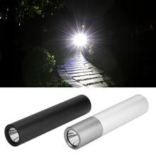 Portable Waterproof LED Flashlight USB Rechargeable Torch Mini Handheld LED Flashlight Mobile Phone Power Bank стоимость
