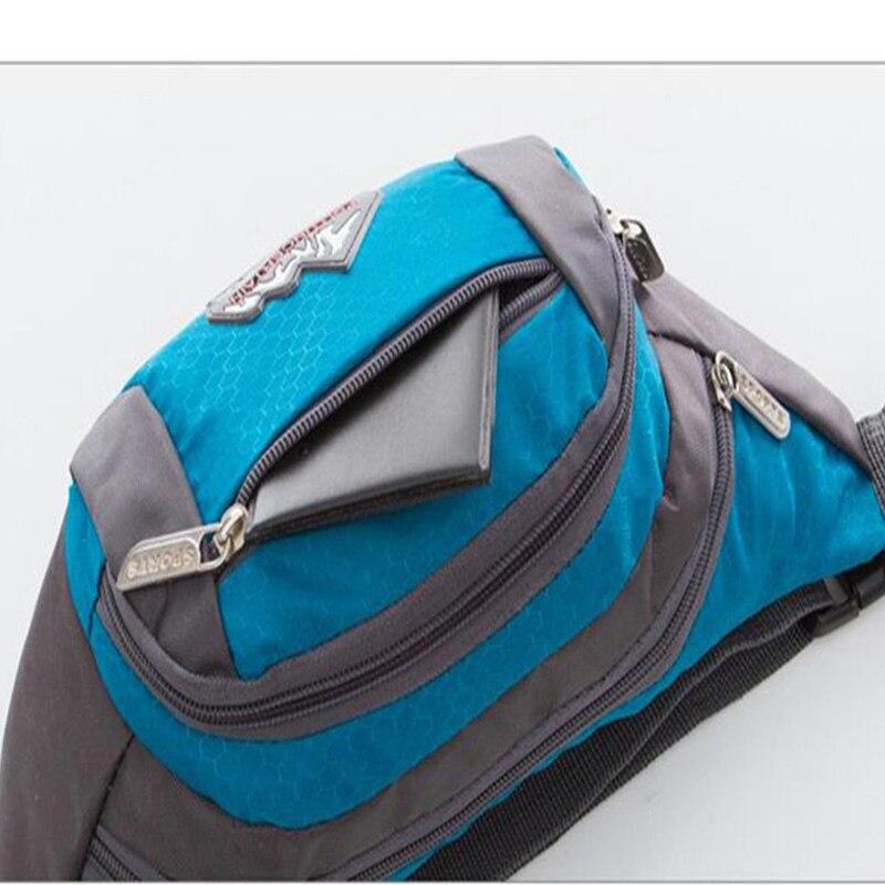 Luxury Black Ladise Mini Running Small Brand Designer Fashion Waist Bag Men Women Belt Military Kids Camping Girl Waist bags in Waist Packs from Luggage Bags