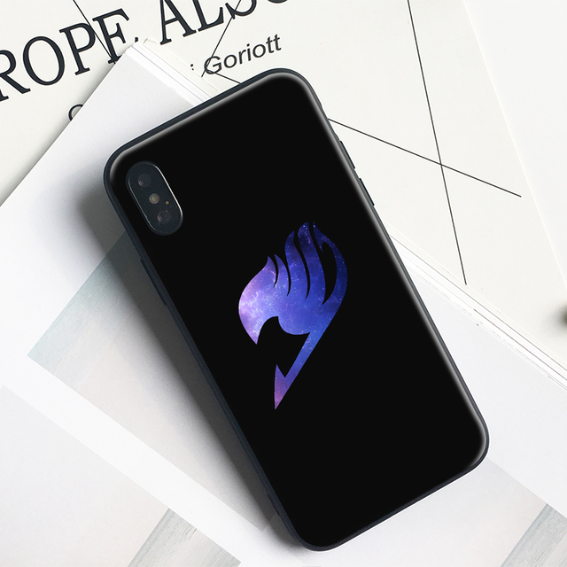 FAIRY TAIL LOGO IPHONE CASE
