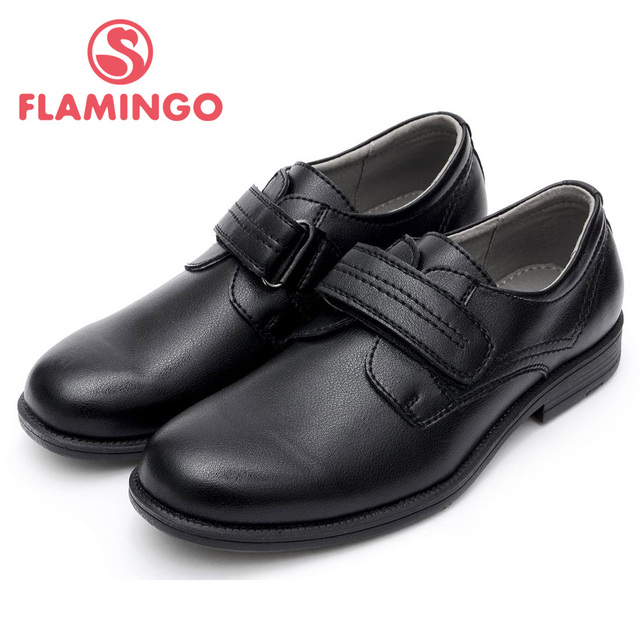 FLAMINGO 100% Russian Famous Brand 2016 New Arrival Spring & Autumn children Fashion High Quality Shoes 52-CT303