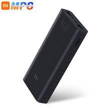 Xiaomi power Z mi power bank 20000 mAh quick charge QC3.0 Xiao mi batterie 20000mah QB822 für iPhone ladegerät