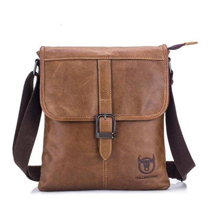 Men Bag High Quality Genuine Cowhide Leather Crossbody Shoulder Bag Top Quality Fashion Men Travel Messenger Bags   LJ-0773 genuine leather crossbody messenger shoulder bag men business cowhide tote high quality travel casual male bags lj 962