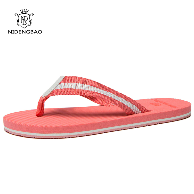 2017 New Summer Slippers Women Fashion Flip Flops Beach wedges Platform Sandals Ladies Comfortable Shoes Ladies Flat Sandals hot fashion summer women shoes women s metal c flat sandals female summer slippers flip flops ladies beach sandals femme chinelo