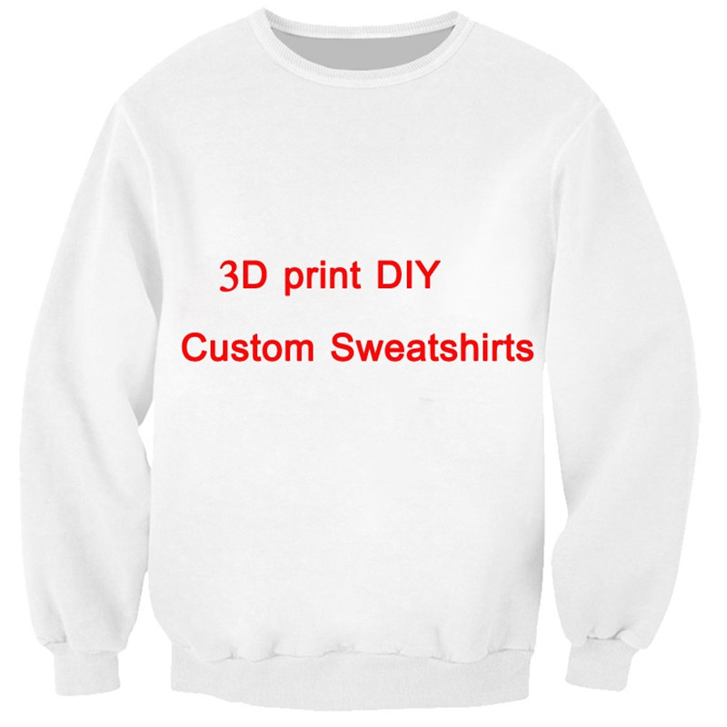 PLstar Cosmos Custom Made DIY Men/Women/Child 3d Sweatshirt Pullover Parent-child Spring Autumn Kids Casual Sportswear Free Ship