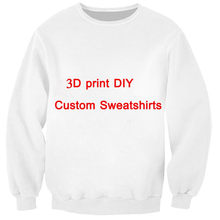 PLstar Cosmos Custom Made DIY Mannen/Vrouwen/Kind 3d Sweatshirt Trui ouder-kind Lente Herfst Kids Casual sportswear Gratis ship(China)