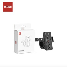 Controle remoto oficial zhi yun zhiyun, monitor wireless para guindaste 2, guindaste v2 e cardan de mão