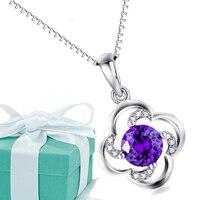 BeBe Kitty Joyas Österreichischen Kristall Halsketten Anhänger Neue mode Weihnachten Nette Kreuz Edlen Schmuck Für Frauen Weihnachten Gif