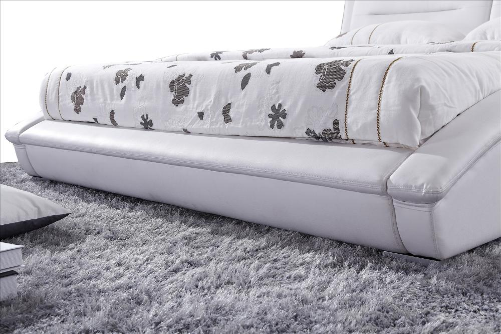Aliexpress.com: Comprar Mejor cama dormitorio moderno muebles, rey ...