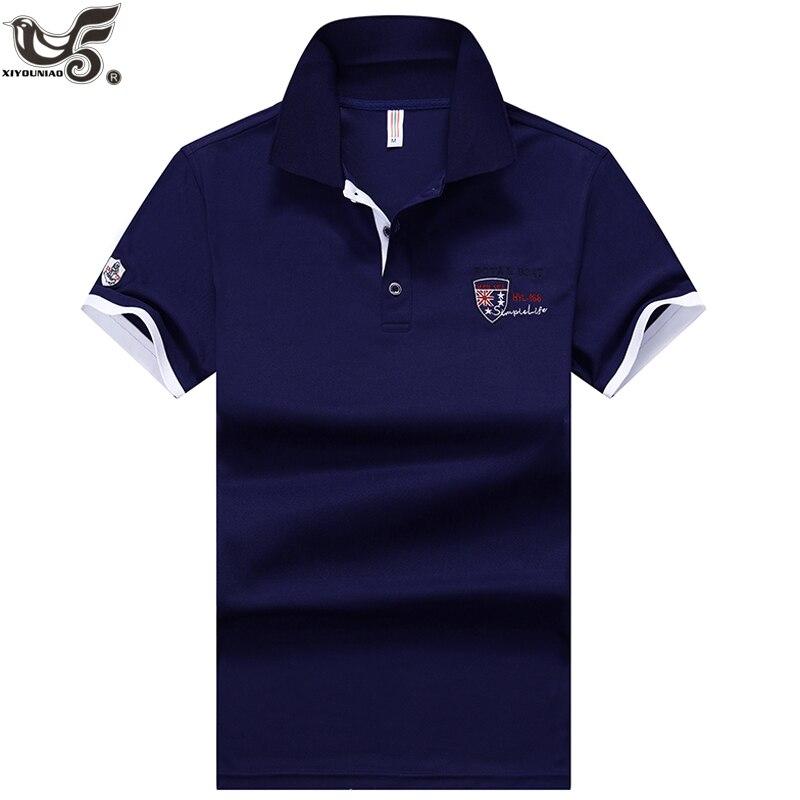 Men's   Polo   Shirt Camisa masculina Shirt Cotton Short Sleeve shirt Brands Summer Sporting jerseys golftennis   polo   shirt men