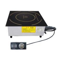 3500w 5kw komercyjne ze stali nierdzewnej wbudowany elektromagnetyczny palnik do gotowania o dużej mocy bulit-w płytach kuchenka indukcyjna
