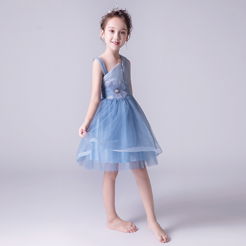 2018 winter lace cake tutu luxuriant girls kids wedding flower girl dress princess party pageant dress long sleeve tulle elegant girls lace party dress 2017 summer new girls fly sleeve lace green tutu tulle wedding sundress kids clothes