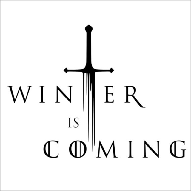 winter is coming decals game of thrones vinyl sticker for car decor rh aliexpress com game of thrones wolf clipart game of thrones clipart