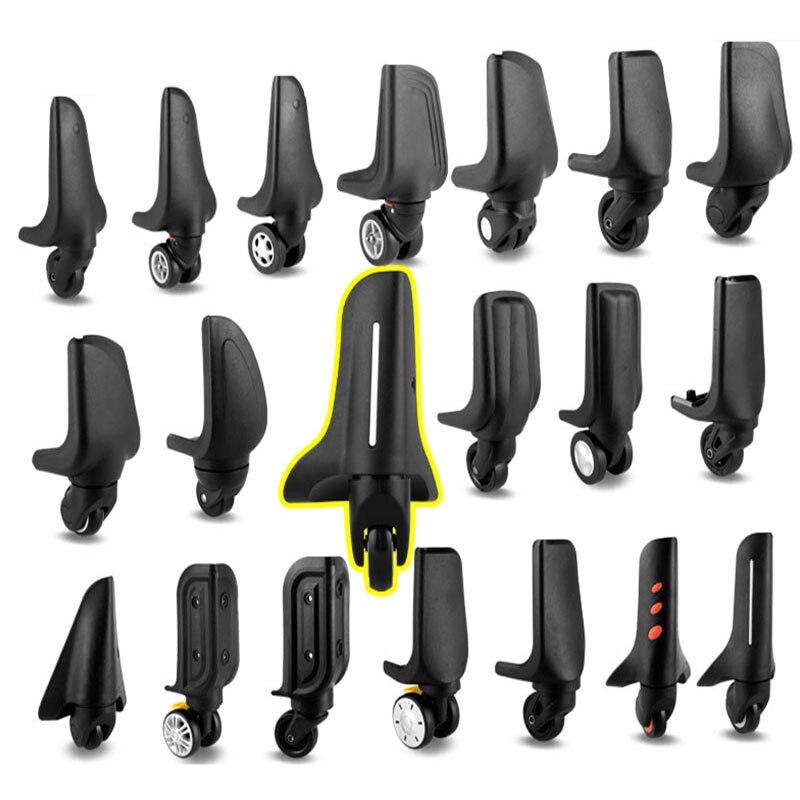 spinner substituição, rodas para malas, Material : Borracha