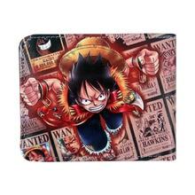 One Piece Luffy Wallet