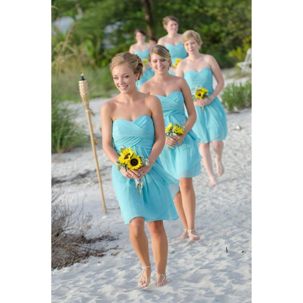 Compare Prices on Beach Bridesmaid Dresses Cheap- Online Shopping ...