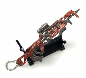 Игра APEX Legends Hero Gun Модель брелок подвеска брелок сумка автомобильные Брелки Аксессуары подарок игрушка действие для мужчин и женщин