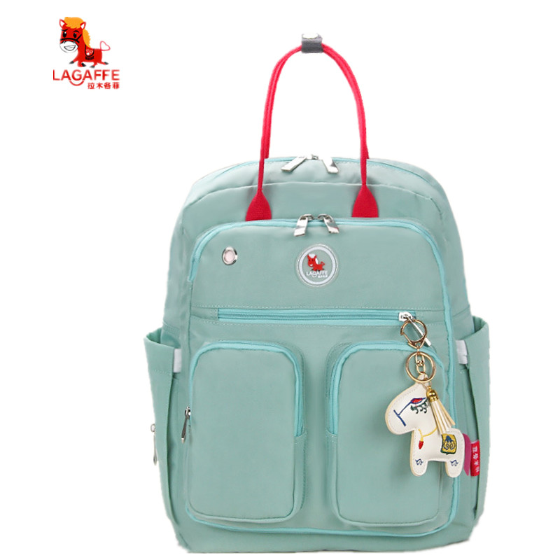 3Colors Fashion Diaper Bag Multi-function Solid Maternity Nappy Bag Brand Baby Bag Travel Backpack Nursing Bag цена и фото