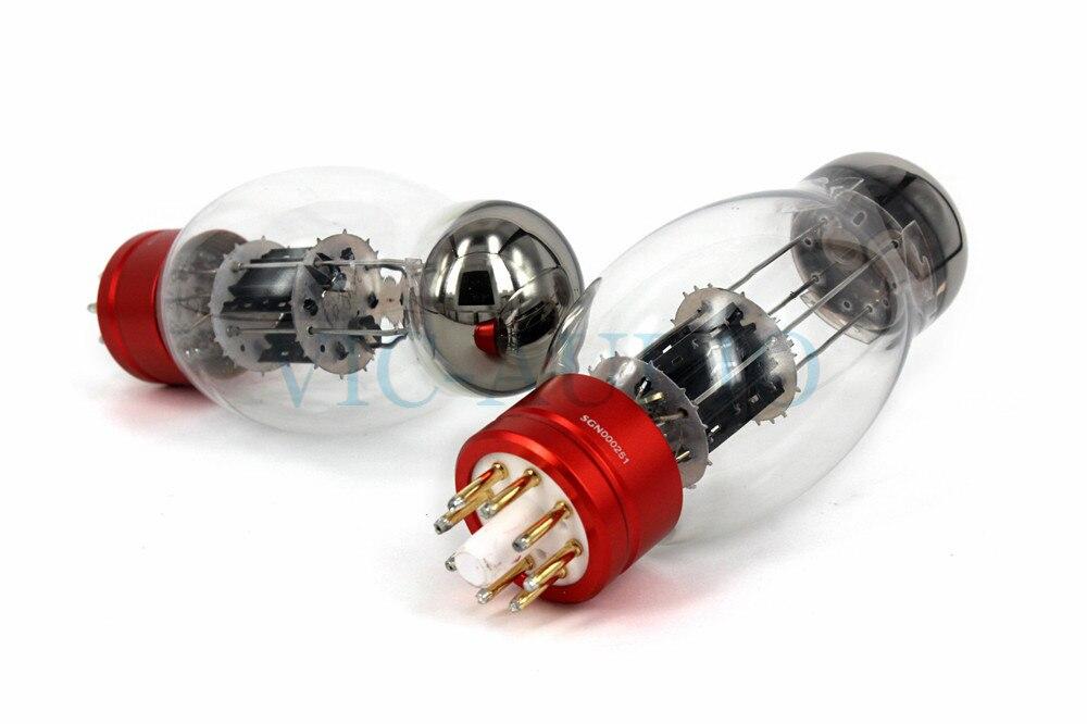 2PCS New SHUGUANG Tube WE6SN7 PLUS Vacuum Tube Replace 6SN7 6N8P 6H8C CV181 Electron Tube Free Shipping