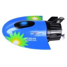 Create Toys Sea Wing Star 3314  Mini RC Submarine Remote Control Racing Submarine Electronic Fun Fishing Toy VS Bait Boat