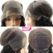 Atina Queen 180 Density Short Bob Lace Front Wigs