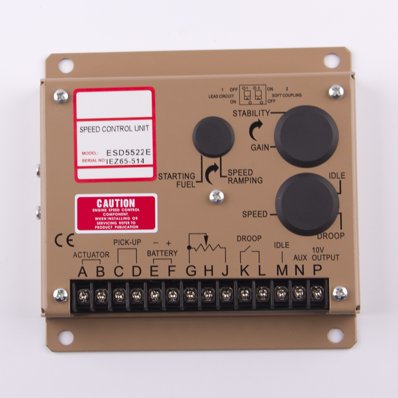 ESD5522E Speed ControllerESD5522E Speed Controller