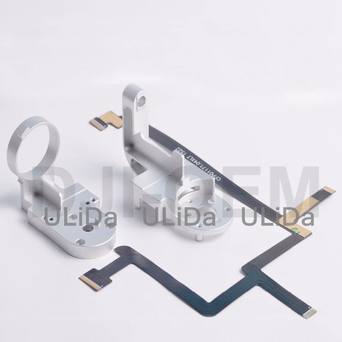 S988-10 pièces SMD DEL 0805 jaune avec câble Microlitze fini angelötet