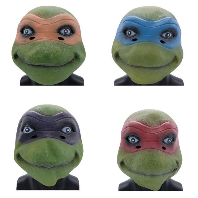 Halloween Costumes Teenage Mutant Ninja Turtles