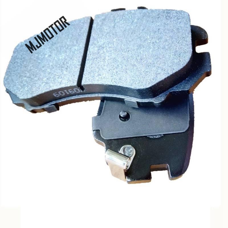 (4 pièce/ensemble) jeu de plaquettes de frein avant KIT-FR frein à disque pour Hyundai SONATA TUCSON COUPE KIA OPTIMA Auto voiture moteur partie 58101-2CA10 - 4