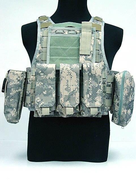 Loup esclaves 027 gilet tactique Wargame équipement gilet de Combat gilet pour CS