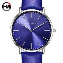 Мода 2017 г. кожаный ремешок 40 мм Для мужчин S Часы лучший бренд класса люкс кварцевые часы Для мужчин наручные часы Relogio Masculino