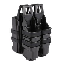 Take Airsoft Tactical Molle System FastMag Pistol M4 5.56 Magazine Holster Set Military Warmage Hunting Accessories Mag Pouch save