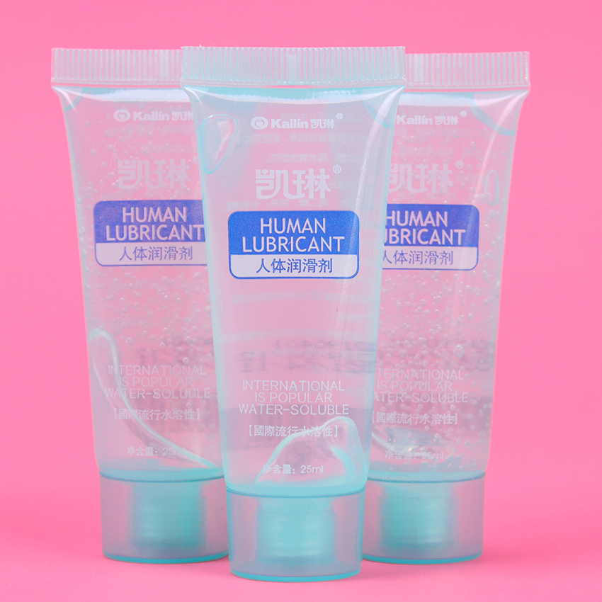 25ml Water-Soluble Human <font><b>Lubricants</b></font> Men Women <font><b>Sex</b></font> Gel Lubricant <font><b>Anal</b></font> Oil Couple Intimate Lubricant Adult Sexual Massage Oil image