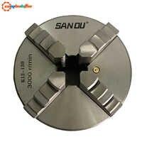 Mandrin de tour à quatre mâchoires 130mm K12-130 SANOU brangd mandrin de centrage automatique de type manuel