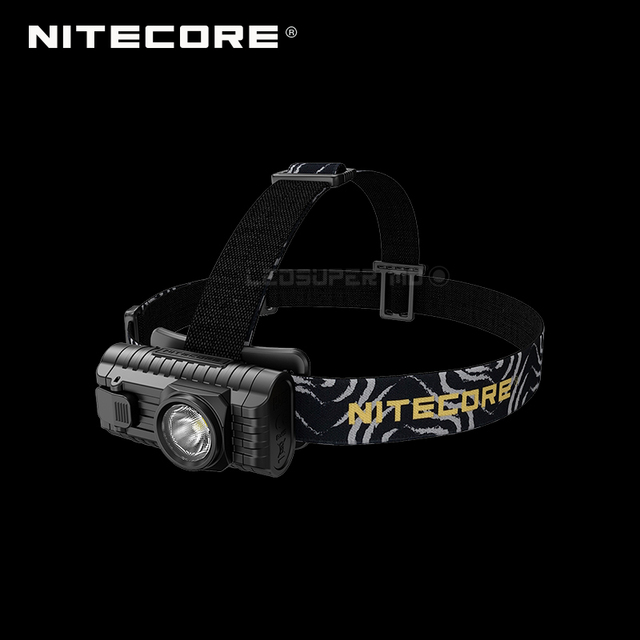 אולטרה קומפקטי NITECORE HA23 AA חיצוני פנס עם שני משלוח AA סוללות