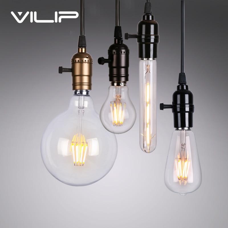 Retro E27 Led Edison Bulb 220V Lampada Led Lamp Light Bulb