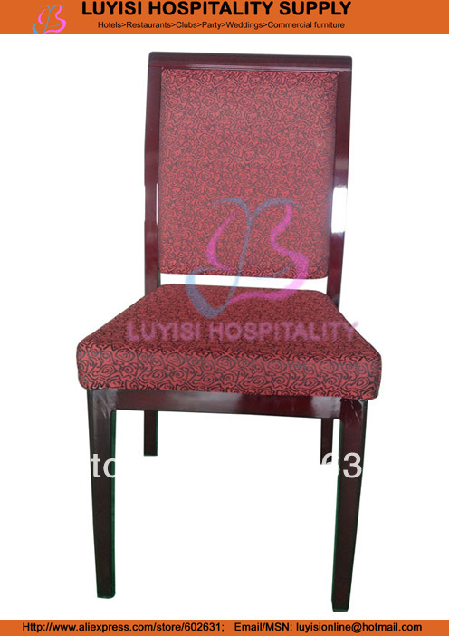 Stacking Metal Dining Chair LUYISI811