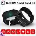 Jakcom b3 banda inteligente novo produto de pulseiras como relógio da frequência cardíaca e da pressão arterial tw68 smartphone para xiaomi