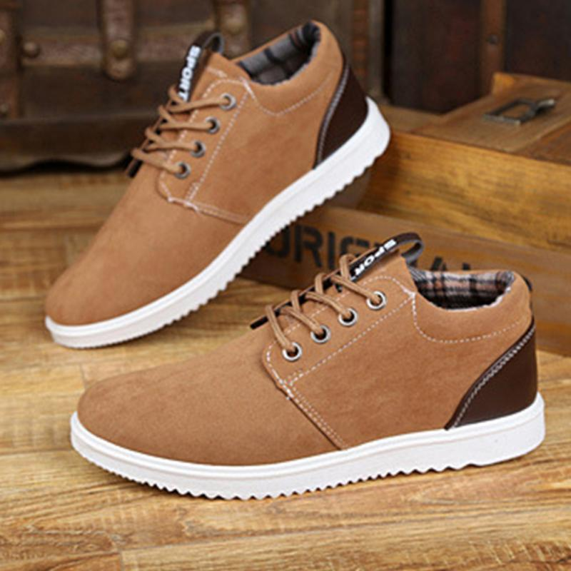 Fashion Men British Outdoor Shoes Sports Shoes Wear Resistant Casual Sneakers wear resistant casual men backpack