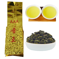 250g top grade chinese oolong tea tieguanyin tea tie guan yin tea oolong the green food.jpg 250x250