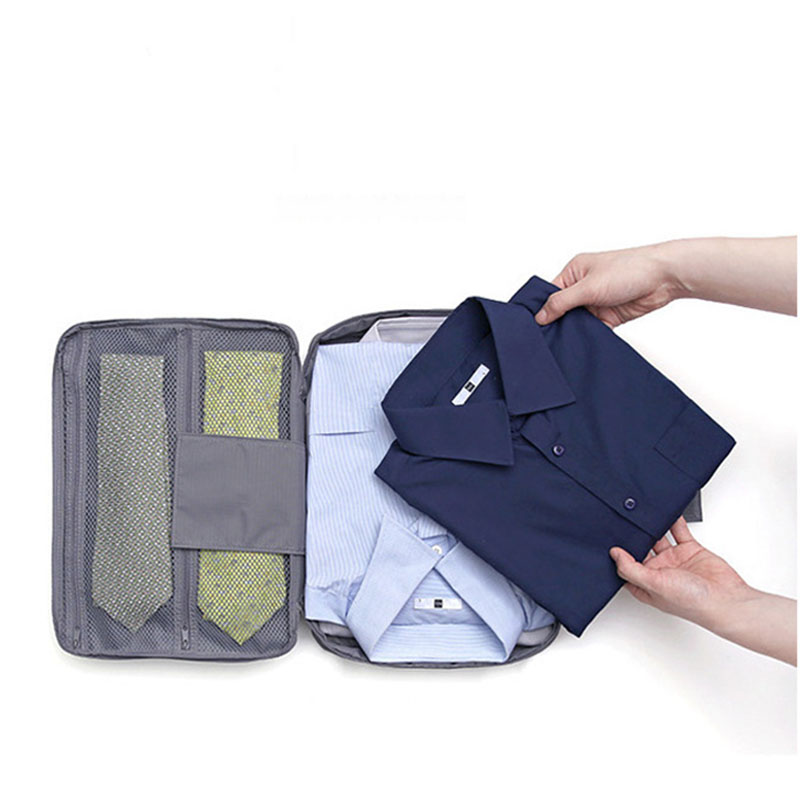 Shirt Travel Package Case