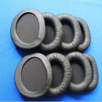 Linhuipad 100 pack of 85mm oval shape headphone leatherette ear cushion headset ear pads Free shipping by registered post