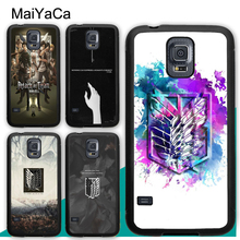 Buy attack on titan phone case samsung and get free shipping on