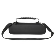Portable Black EVA Travel Carry Cover Pouch Bag Case For JBL Charge 3 Wireless Bluetooth Speaker Storage Box